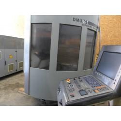 Centro de mecanizado vertical DMU 60T