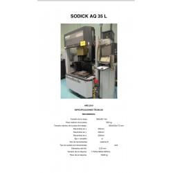 SODICK AQ 35 L