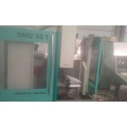 CENTRO VERTICAL DECKEL MAHO V400