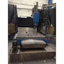 Taladro CNC / fresadora Kolb KBN G-60